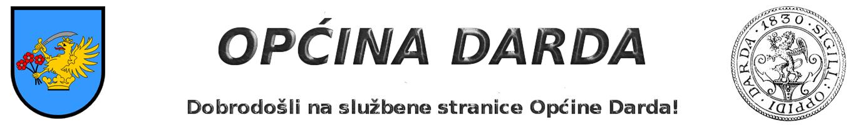 Općina Darda Logo