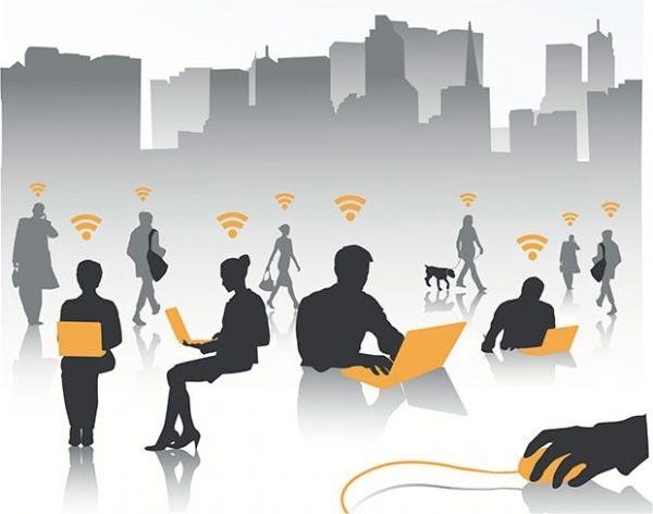 Otvorena nova mreža besplatnog bežičnog (Wi-Fi) interneta