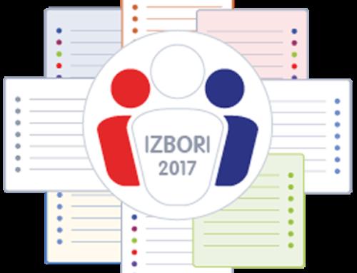 Izvješće o visini troškova lokalnih izbora 2017.