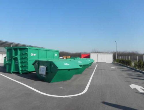 Izgradnja reciklažnog dvorišta – Općina Darda KK.06.3.1.03.0065