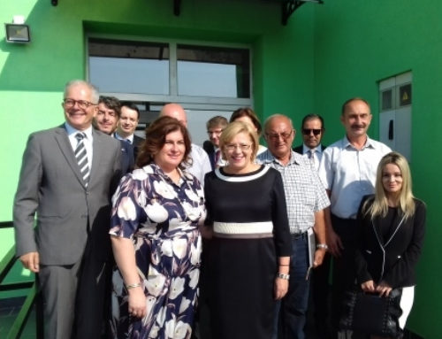 Ministrica Gabrijela Žalac i povjerenica EK Corina Cretsu posjetili Dardu