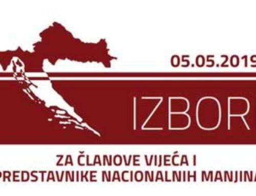 Određena biračka mjesta za izbor članica/članova Vijeća nacionalnih manjina
